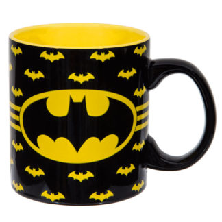 Batman Soup & Coffee Mug