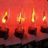 Halloween Flicker Flame Light Set