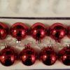 Mercury Glass Ball String Lights