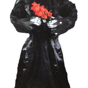 Skeleton Bride Vampire Halloween Prop