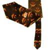 Dennis East Adult Size Musical Halloween Necktie, Halloween Tie