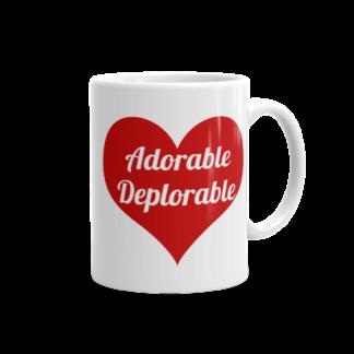 Adorable Deplorable Mug