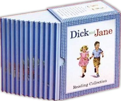 Dick and Jane Books Set of 12