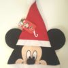 Mickey Mouse Santa Hat
