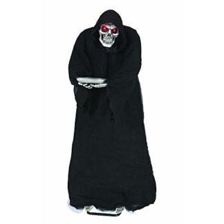 Life Size Animated Grim Reaper Halloween Prop
