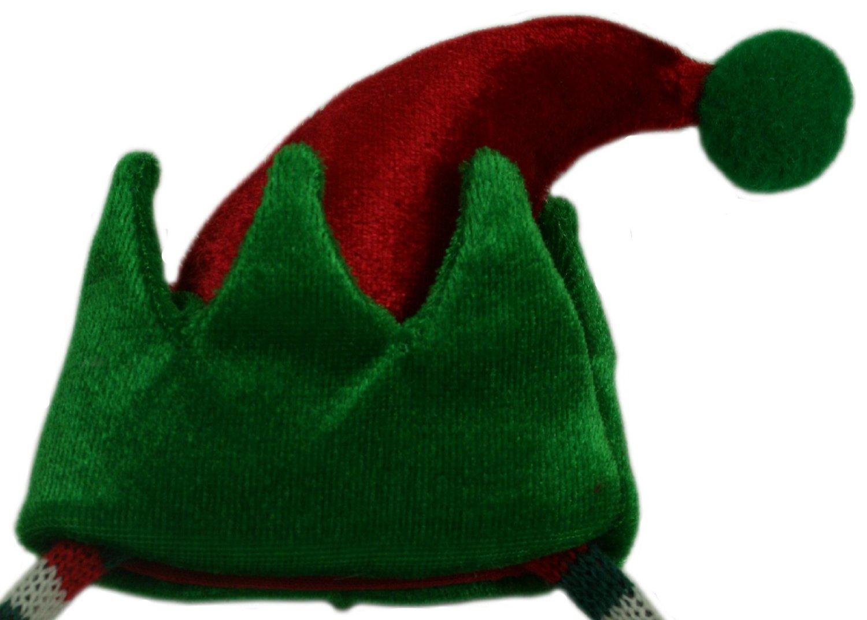 76683702242a6 Animal Print Fur Cuff Novelty Santa Hats  199157  - Holidayholic