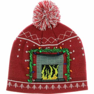 Ugly Christmas Sweater Hat