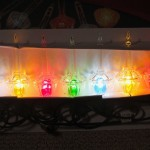 Christmas Bubble Lights, MultiColor