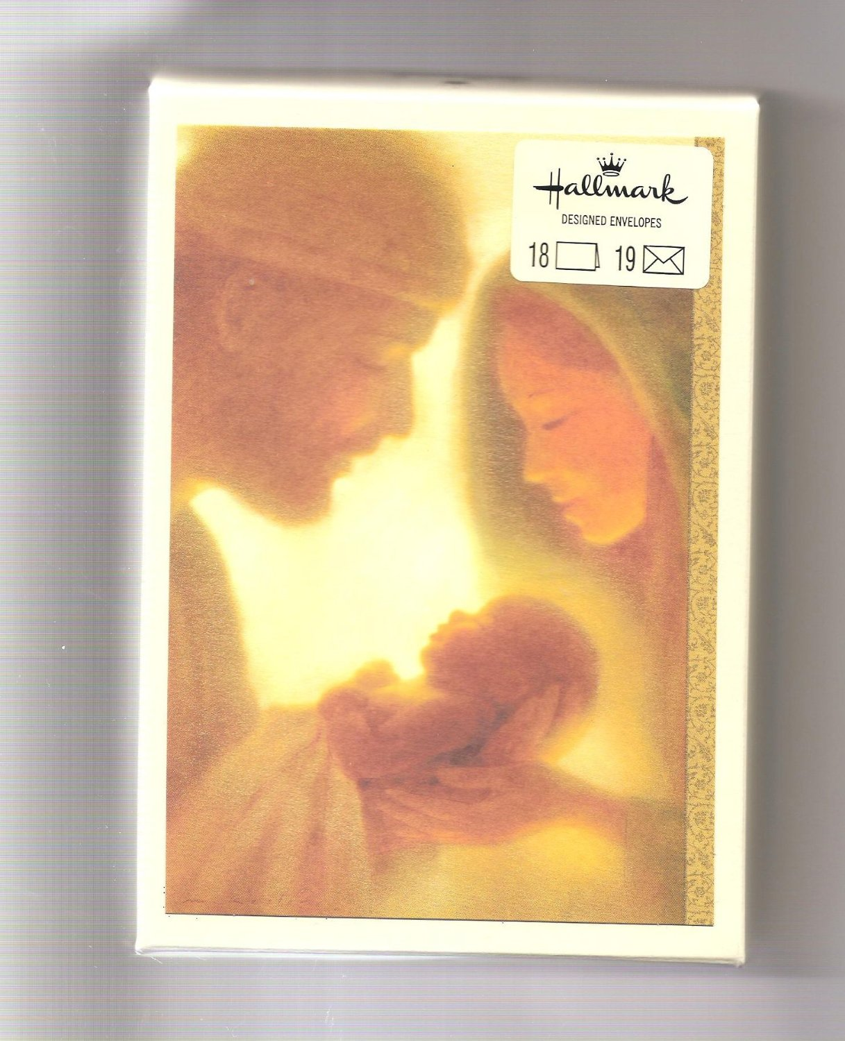 Hallmark Boxed Christmas Cards - God\'s Infinite Love PX6479 ...
